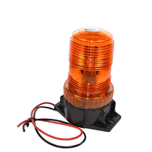 12-80V High Quality Warning PC Lens Super Bright Forklift Truck Strobe Beacon Light